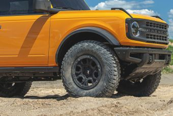 С шин для Ford Bronco уберут марку Wrangler (но не совсем)